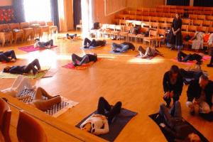 Access your body's best kept secret: TRE® and Neurogenic Yoga™