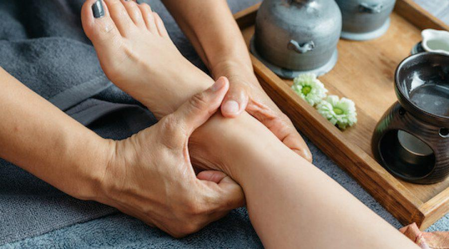 Reflexology – and how it differs from Massage