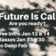 The Future is Calling – Are You Listening?